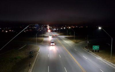 VIABAHIA conclui circuito de iluminação na região de Vitória da Conquista
