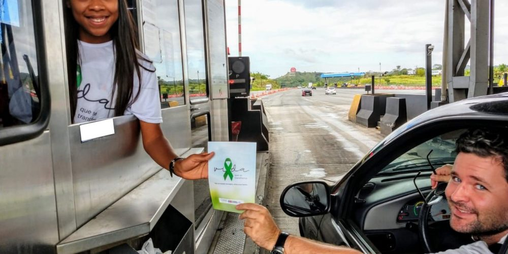 VIABAHIA apoia campanha de incentivo à doação de órgãos